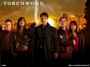 When not shagging one another, the Torchwood team is viligently monitoring rift activity