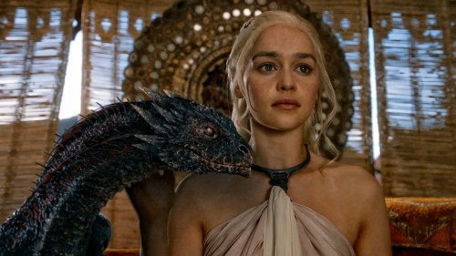 Daenerys Targaryen (Emilia Clarke) image credit HBO